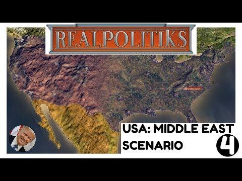 Realpolitiks USA Scenario (4): Diplomatic Offensive
