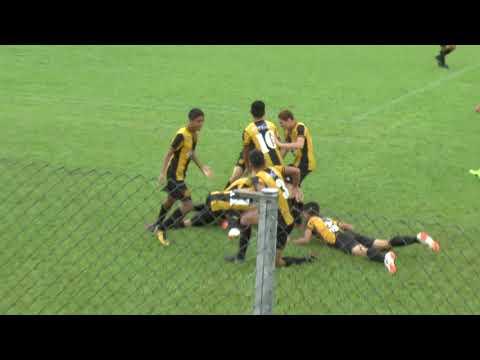Cuartos de Final - Guaraní 5 vs 1 Gimnasia y Esgrima (El Torno)