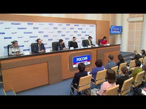 В медиацентре «Россия» прошла пресс-конференция, посвященная гастролям ТГАТ им. Г.Камала в Уфе