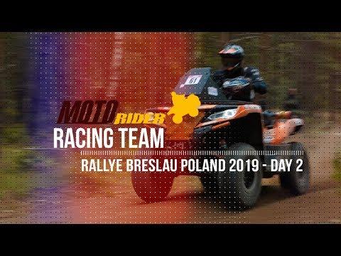 Motorider Racing Team -  Rallye Breslau Poland 2019 Day 2 - SS 2,3