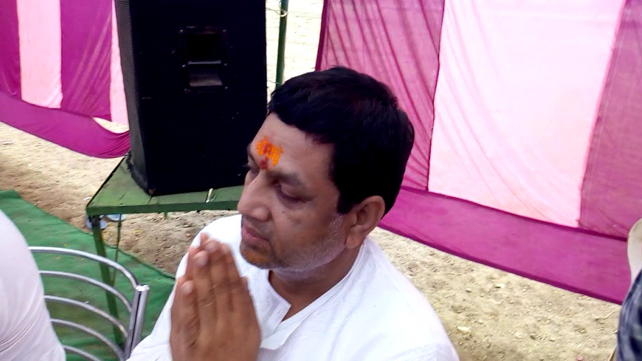 Yogi vikas Krishna Maharaj Poha Niwari Dist Tikamgarh