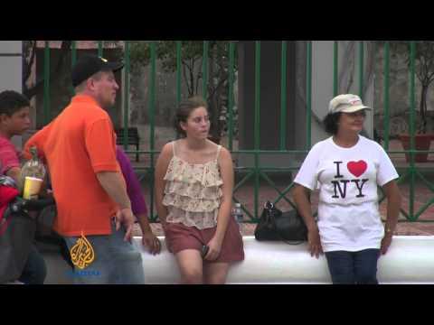 Puerto Rico recession forces emigration