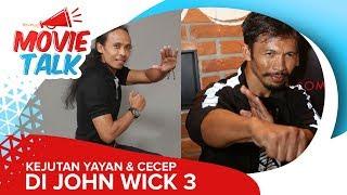 3 Kejutan Yayan Ruhian & Cecep Arif Rahman di John Wick 3