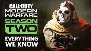Call Of Duty: Modern Warfare Season 2 - Everything We Know In Under 3 Minutes