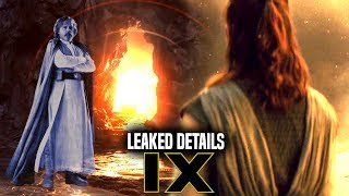 Star Wars Episode 9 Leaked Details Of Luke & Potential Spoilers (Star Wars News)