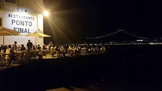 Ponto Final restaurant, Almada