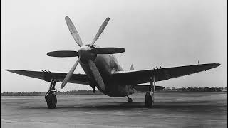 "U.S. ""Super Prop"" Fighters P-51H, XP-72, and more"