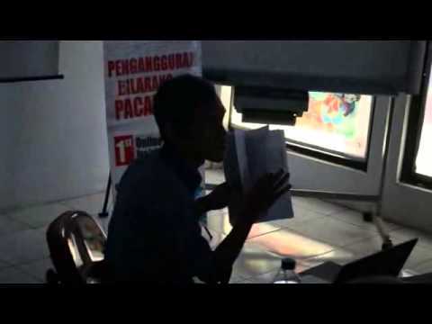Seminar Training Center Loker Cirebon Bersama Blogger