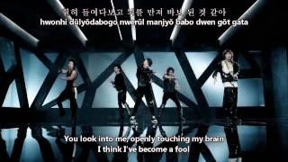 Repeat youtube video SHINee - Lucifer [Hangul + Romanization + Eng Sub] MV