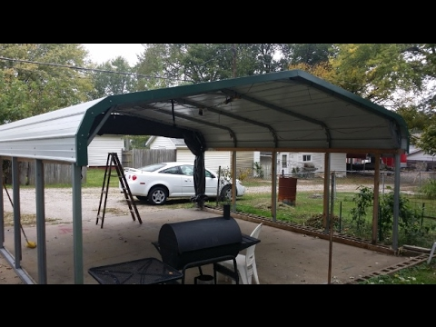 Mobile Home Carport Parts | Cover, Kit, Anchor, Posts