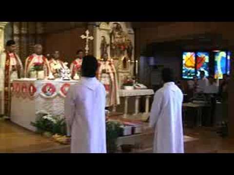 St.Thomas Day  July 6th 2008  EGG Switzerland-Hosanna
