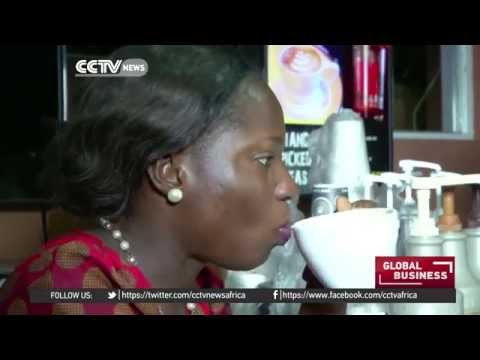 Nigeria's growing coffee taste