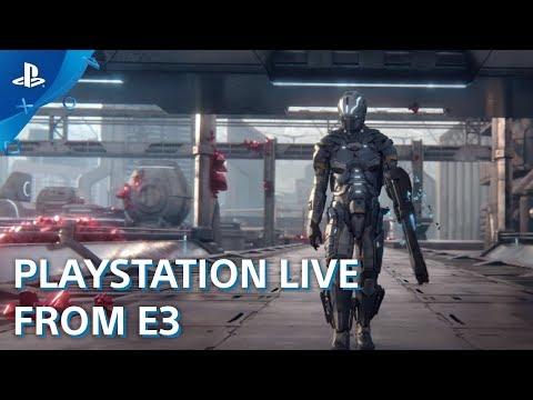 Matterfall - PS4 Gameplay Demo | E3 2017