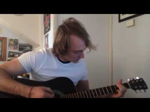 Nirvana - About a Girl (Cover by Daniel Kelly)
