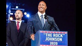 Звезда фильмов Форсаж собирается стать президентом США