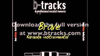 Brave karaoke instrumental in the style of Josh Groban.m4v