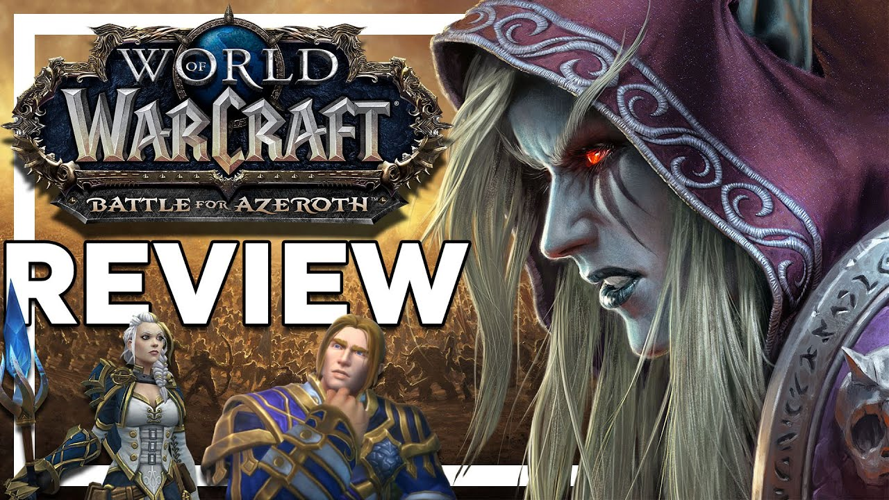 Mi Review de Battle for Azeroth: Lo que fue y será
