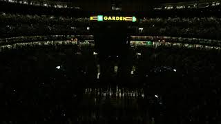 Celtics hold moment of silence for Stoughton High School students killed in crash