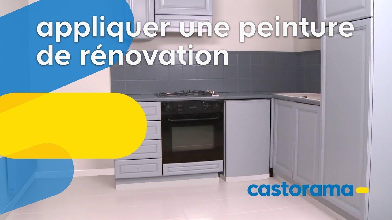 Appliquer Une Peinture De Rénovation Castorama