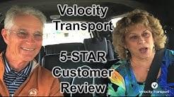 Velocity Transport Review - Airport Limo Service Phoenix, Scottsdale AZ