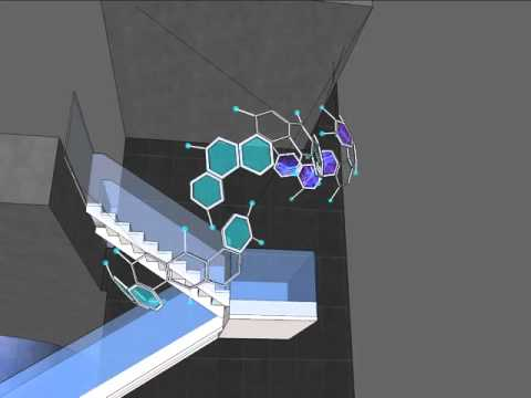 Robert Smart MCTC ART/Science Digital Rendering Video