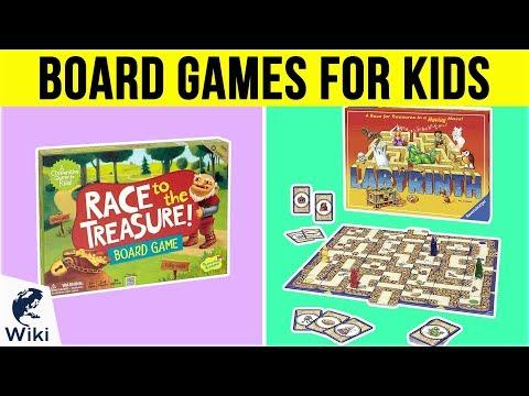 10 Best Board Games For Kids 2019
