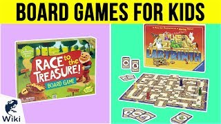 10 Best Board Games For Kids 2019
