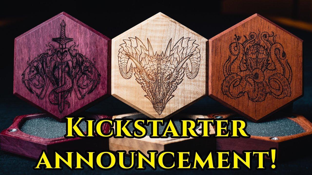 Hero Vault 2 0: LIVE Now on Kickstarter! - Wyrmwood