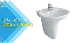Review chậu rửa INAX L-284V+L-284VC ĐẸP - CHẤT LƯỢNG CAO tại showroom Hải Linh