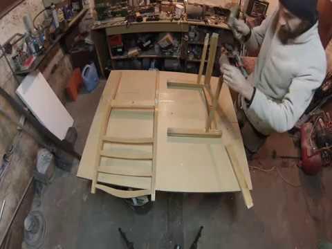 Делаем реставрацию стульев своими руками: пошаговая