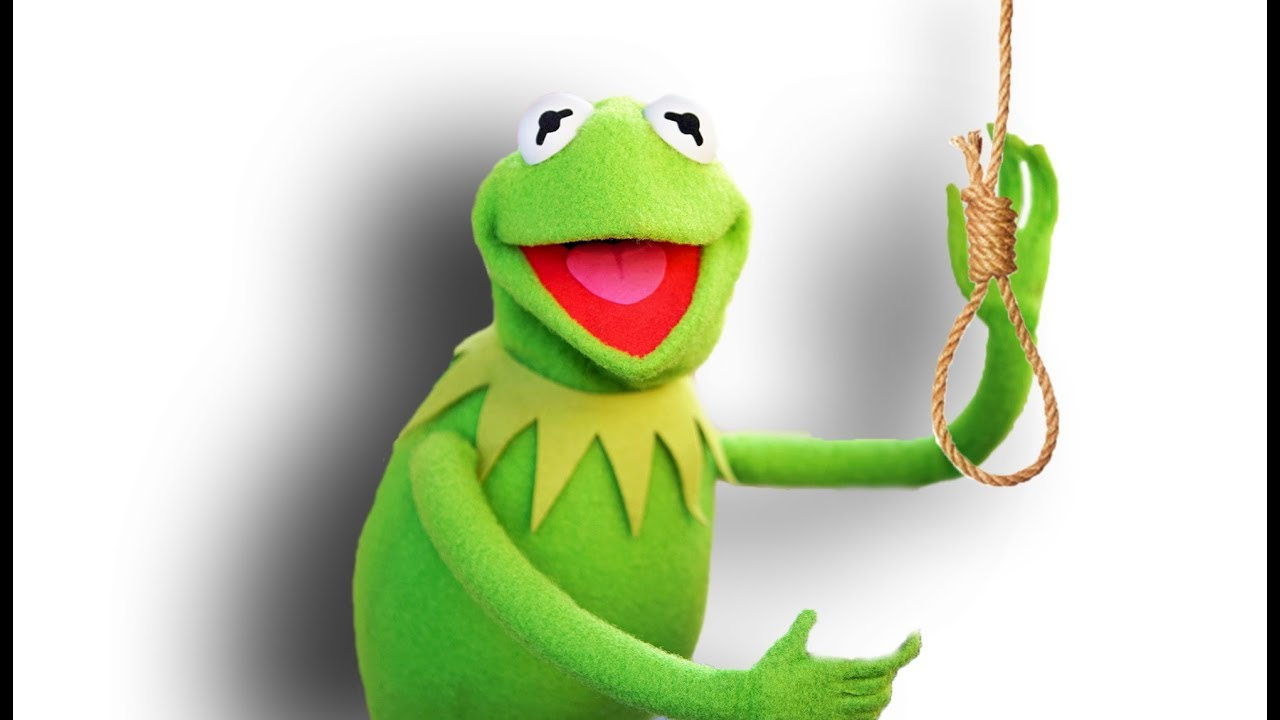 kermit the frog suicide