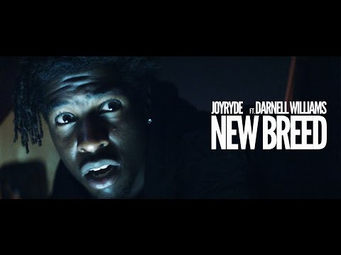 JOYRYDE - NEW BREED (feat. Darnell Williams) [Official Music Video]