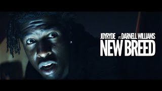 JOYRYDE - NEW BREED (feat. Darnell Williams) [Official Music Video] thumbnail
