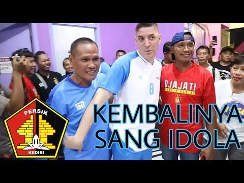 Moment Kedatangan Danilo Fernando Dan Ronald Fagundez | Pemain Activ8 ALL STAR