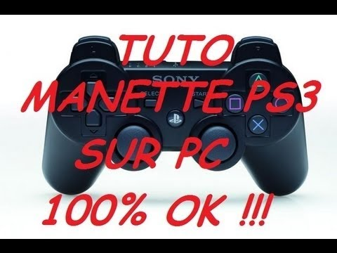 Comment brancher manette ps3 sur pc windows 10