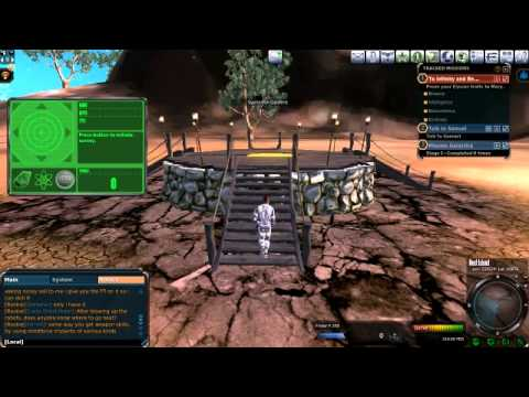 Entropia Universe: An Overview Of Next Island(Great Mining Locations Given At The End!)