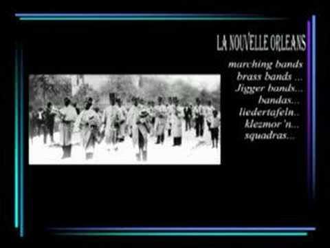 """Jazz - """"Ceux de La Nouvelle-Orléans"""""""