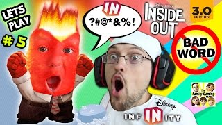 Lets Play DISNEY INFINITY 3.0 INSIDE OUT #5: Chase