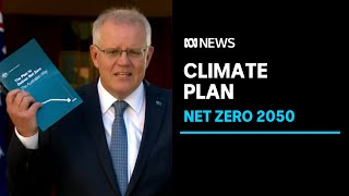 PM relying on emerging and unknown technologies to reach net zero emissions by 2050 | ABC News
