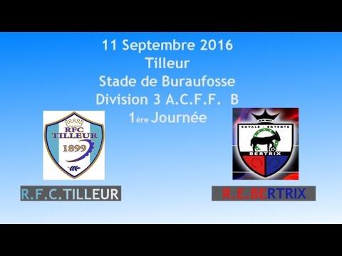 Résumé RFC Tilleur RE Bertrix