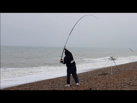 Cod FISHING Dungeness Part 2 #fail