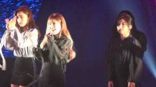 t ara premium fanmeeting 昼公演 1 target 20161210 新宿文化センター