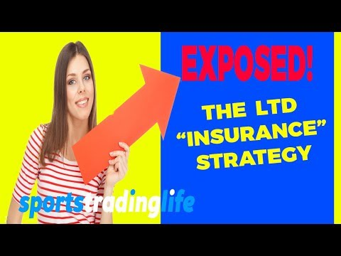 Lay The Draw With Insurance FULL Football Trading Strategy EXPOSED! [LIVE EXAMPLES]