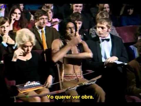 Monty Python's Flying Circus - 1x06 - It's the Arts (subtituado)