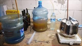 Damıtma ( Distilasyon) Nasıl Yapılır 1 Damıtma Part 1