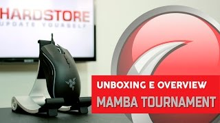 RAZER - Mamba Tournament - Unboxing/Overview