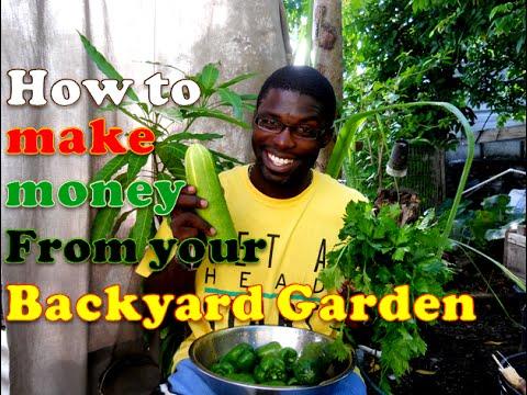 Garden to Make Money