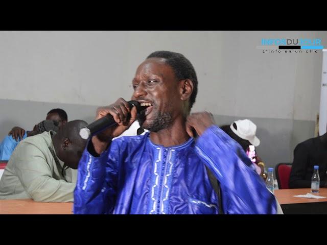 Maodo Malick Mbaye aux lutteurs :