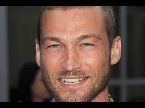 Andy Whitfield DIED! the LAST INTERWIEW!!!