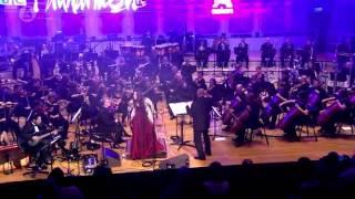 Sona Mohapatra - Piya Tu Ab toh Aja LIVE with BBC Philharmonic